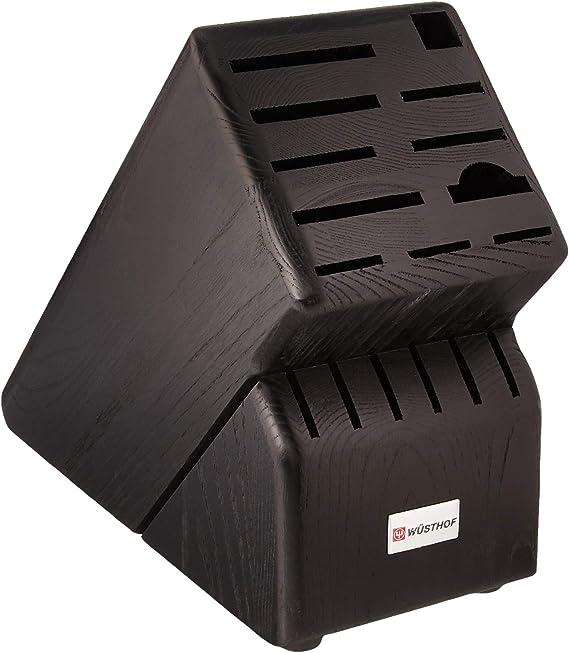 Wusthof 17-Slot Black Block