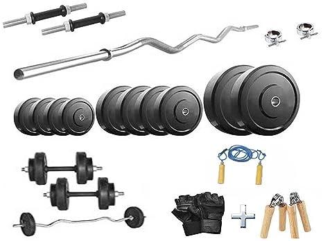 2f9e281d461 Buy Protoner PACK20 Rubber Home Gym Set