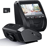 "$49 » NEZINI Car Dash Cam, Dashboard Camera Recorder with 32GB SD Card, FHD 1080P, 3""…"