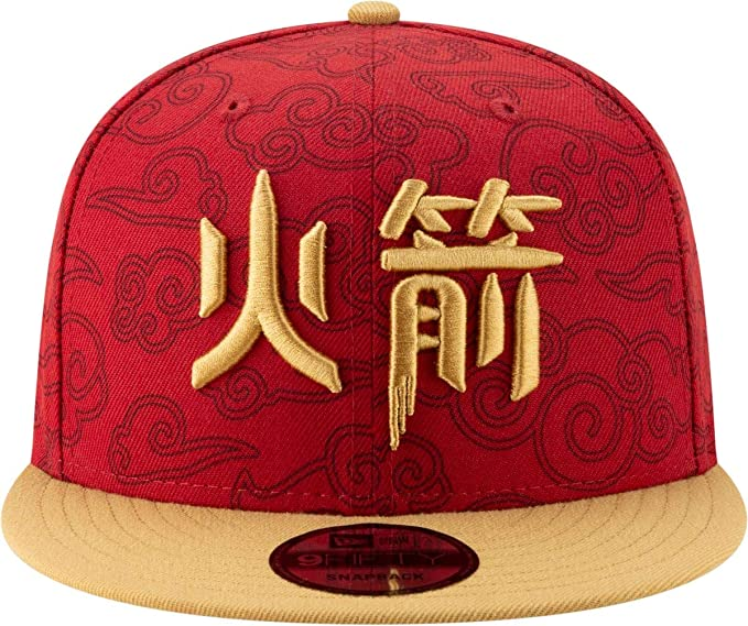 10e45d76 Image Unavailable. Image not available for. Color: New Era Men's Houston  Rockets 9Fifty City Edition Adjustable Snapback Hat
