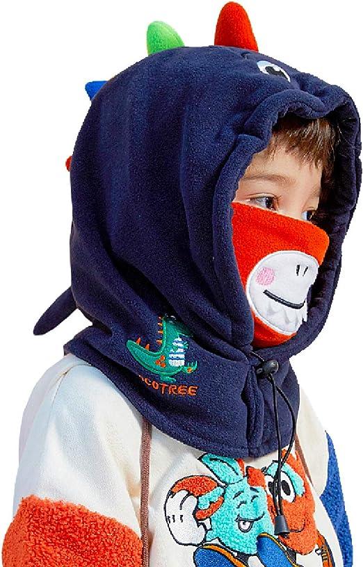 Le Cyclisme,et Autres activit/és de Plein air pour Enfants DIMJ Enfants Cagoule Enfants Balaclava Bonne qualit/é Couvre Bien Protection R/églable Masque Multifonction Ski