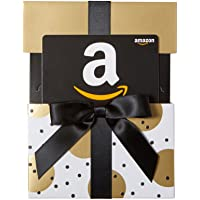 Amazon.com Gift Card in a Gold Reveal