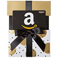Gift card in a gold reveal link