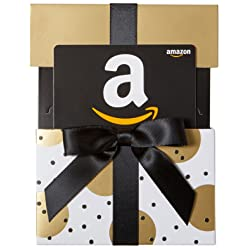 Gift Card in a Gold Reveal. Link image