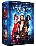 Coffret resident evil - trilogie
