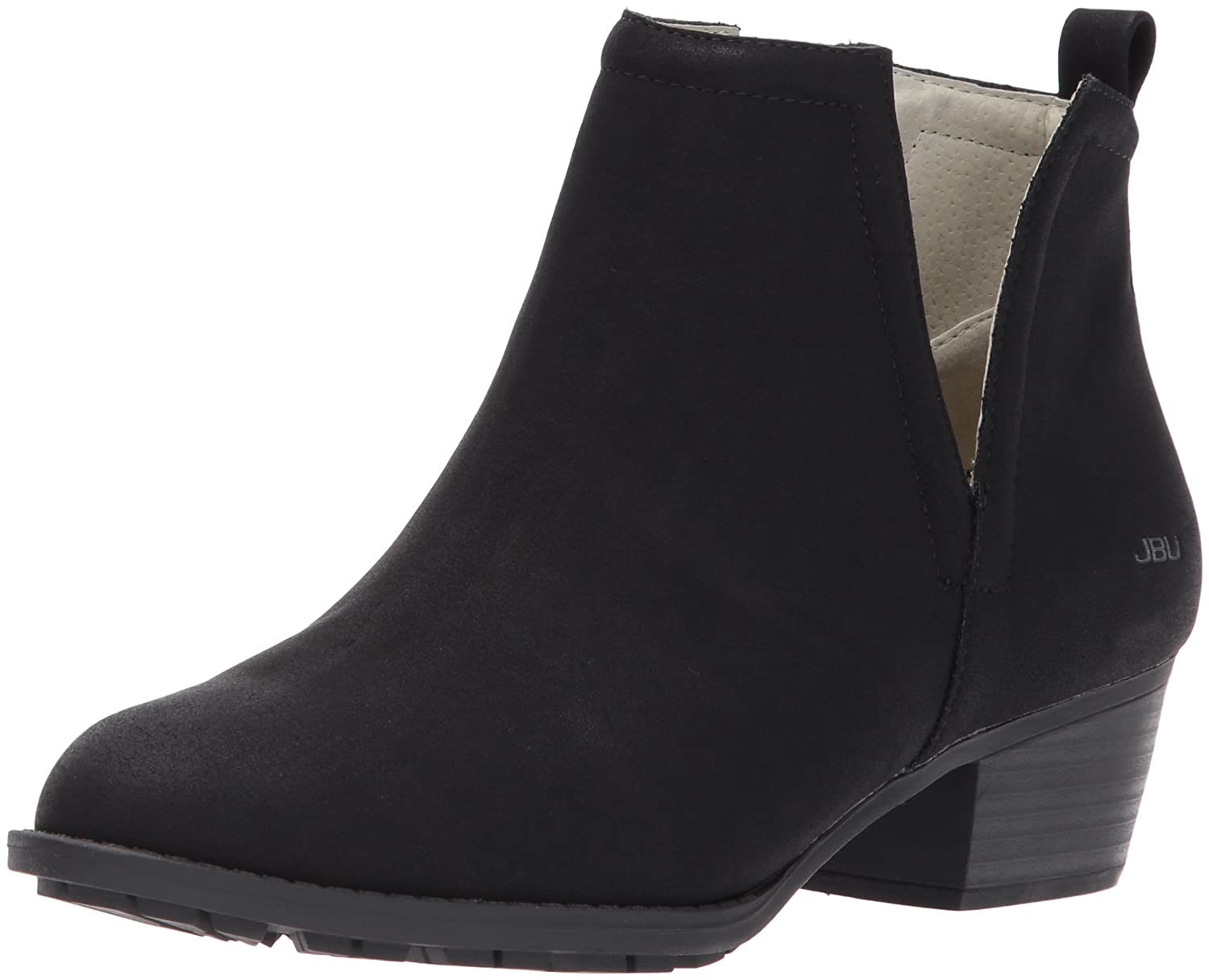 JBU by Jambu Women's Parker Ankle Bootie B06XKM4GD6 8.5 B(M) US|Black