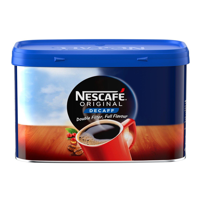 Nescafé Original Instant Decaffeinated Coffee 500g