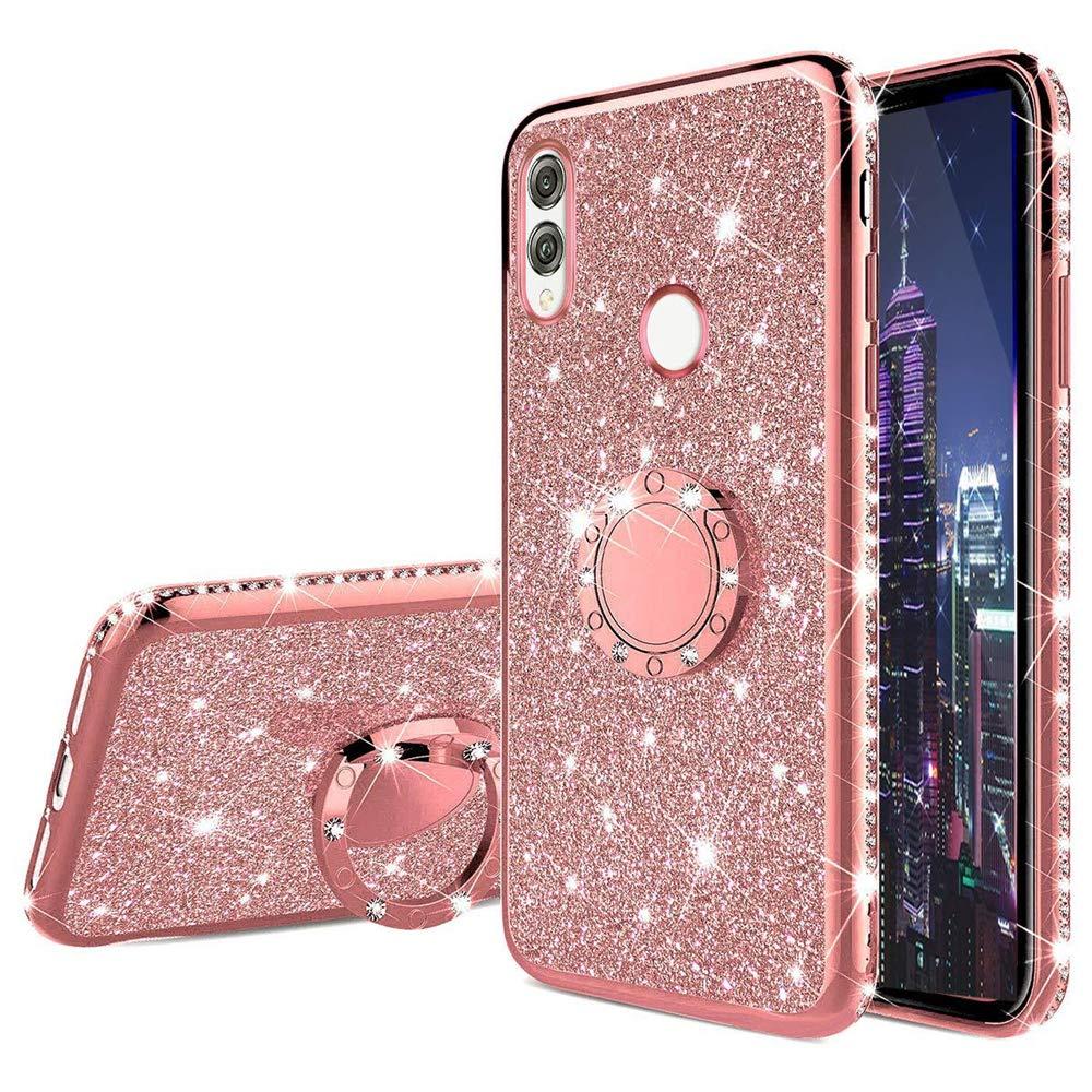 Funda Para Huawei Honor 8x Glitter Hmtechus (7r41y47g)