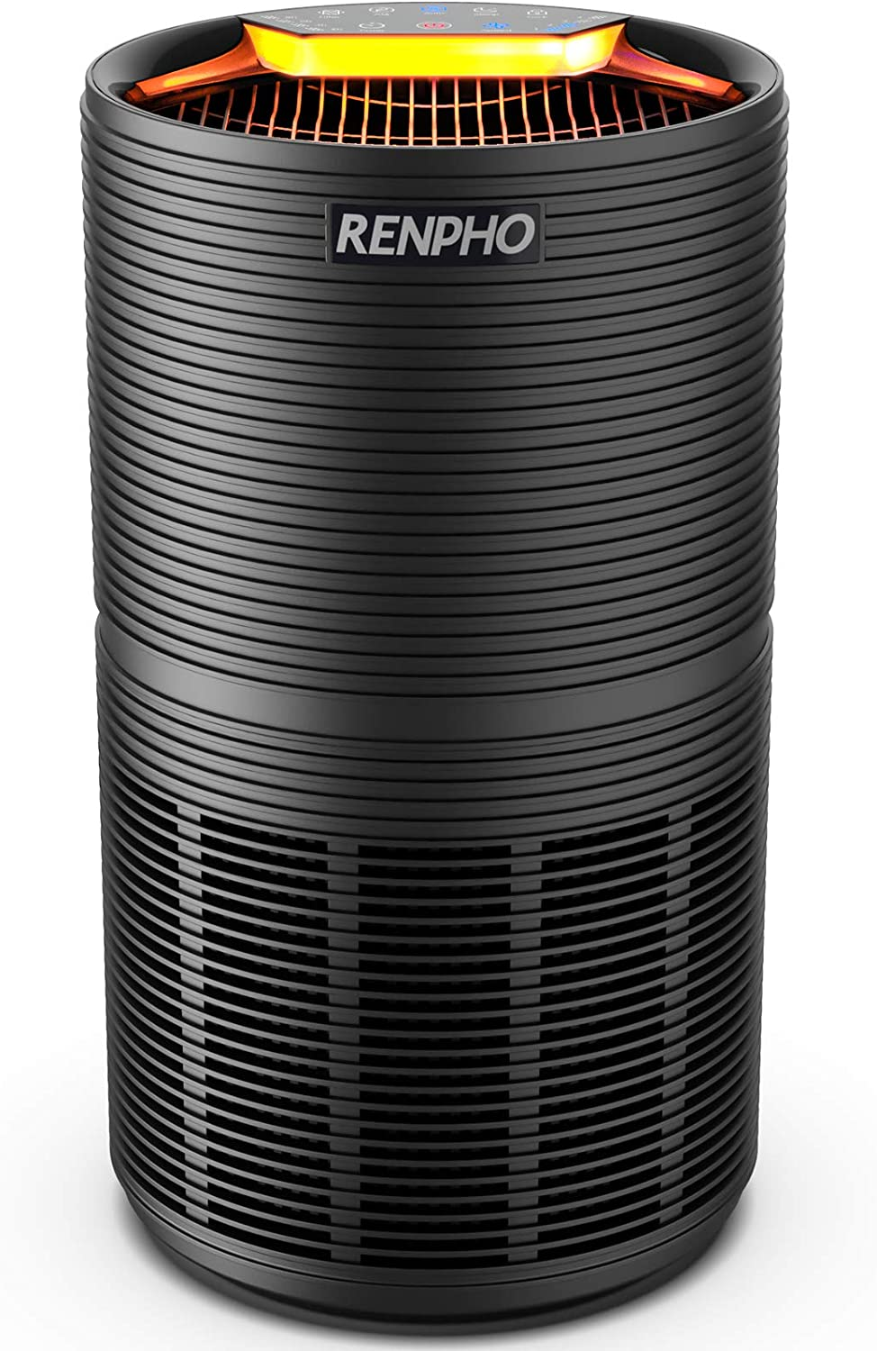 RENPHO Air Purifier HEPA for Home Large Room 480 SQ.FT with H13 True HEPA Filter, Air Purifier for Smoke, Allergies and Pet Dander, Eliminates Mold, Pollen, Dust, Odor, Quiet Sleep Mode, Ozone Free