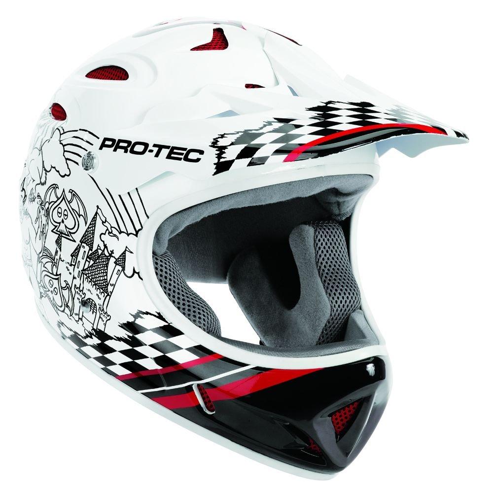 Pro-tec Shovelhead 2 Mullet1 Bike Helmet