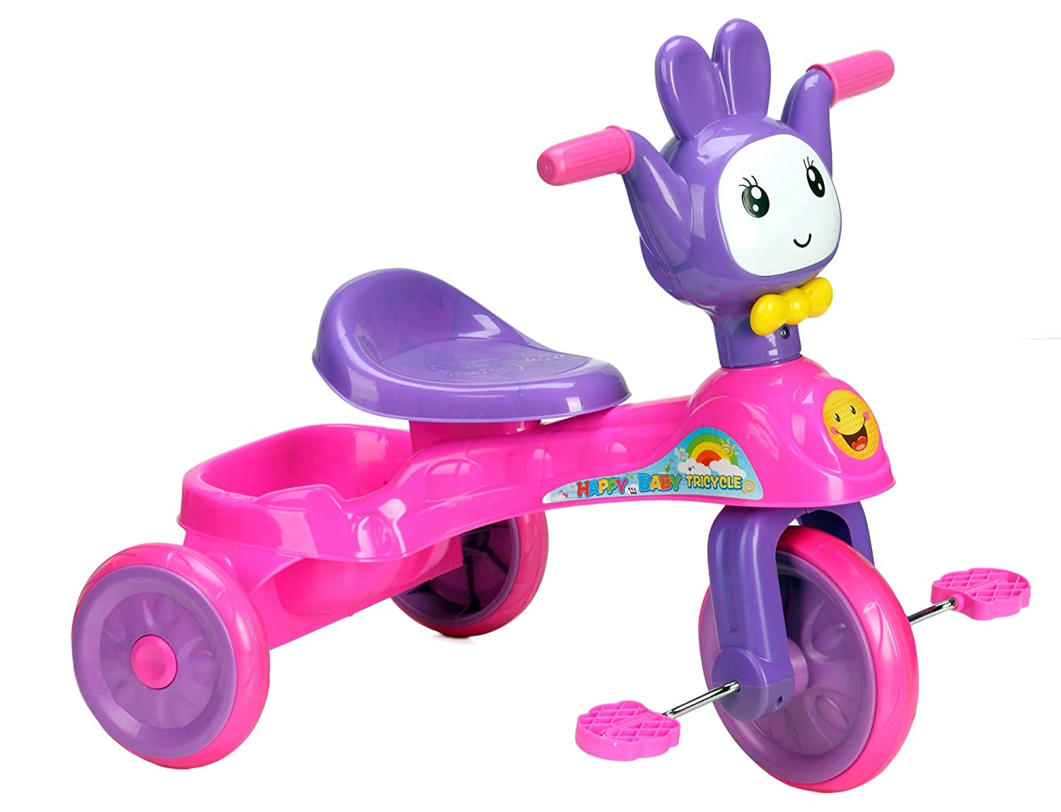 Toy House Rabbit Tricycle, Pink