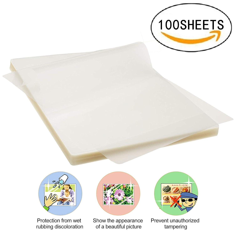 Liwut ImageLast - Bolsa para plastificar (2 x 80 micras, 100 ...