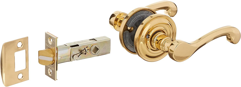 Baldwin 5445V.031.PASS Solid Brass Door Lever