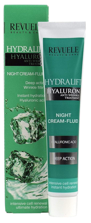 Revuele hydralift hyaluron night cream-fluid 50ml