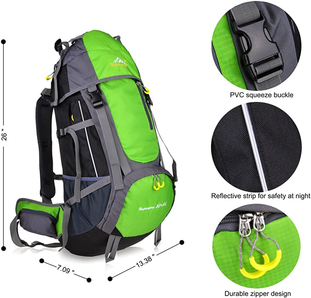 Mountain Climbing Leisure Vbiger Mountain Climbing Backpacks Outdoor Backpack Traveling Backpacks for Traveling Sports