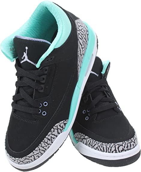 Nike Air Jordan 3 Retro GG, Zapatillas de Running para Niñas ...