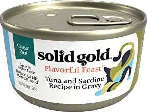 Solid Gold Cat Food