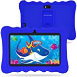 7 Inch Kids Tablet, Android 9.0 Edition, 2+32GB, WiFi Tablets, Parental Control, Preloaded Learning & Training Apps, Games, K