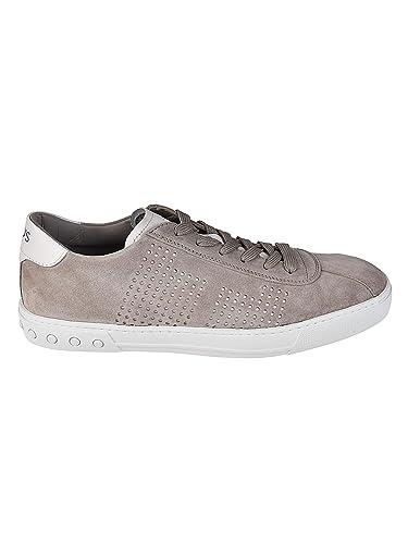 Herren Sneakers Wildleder Grau Xxm0xy0x990eyd33uf Tod's SpqzVUM