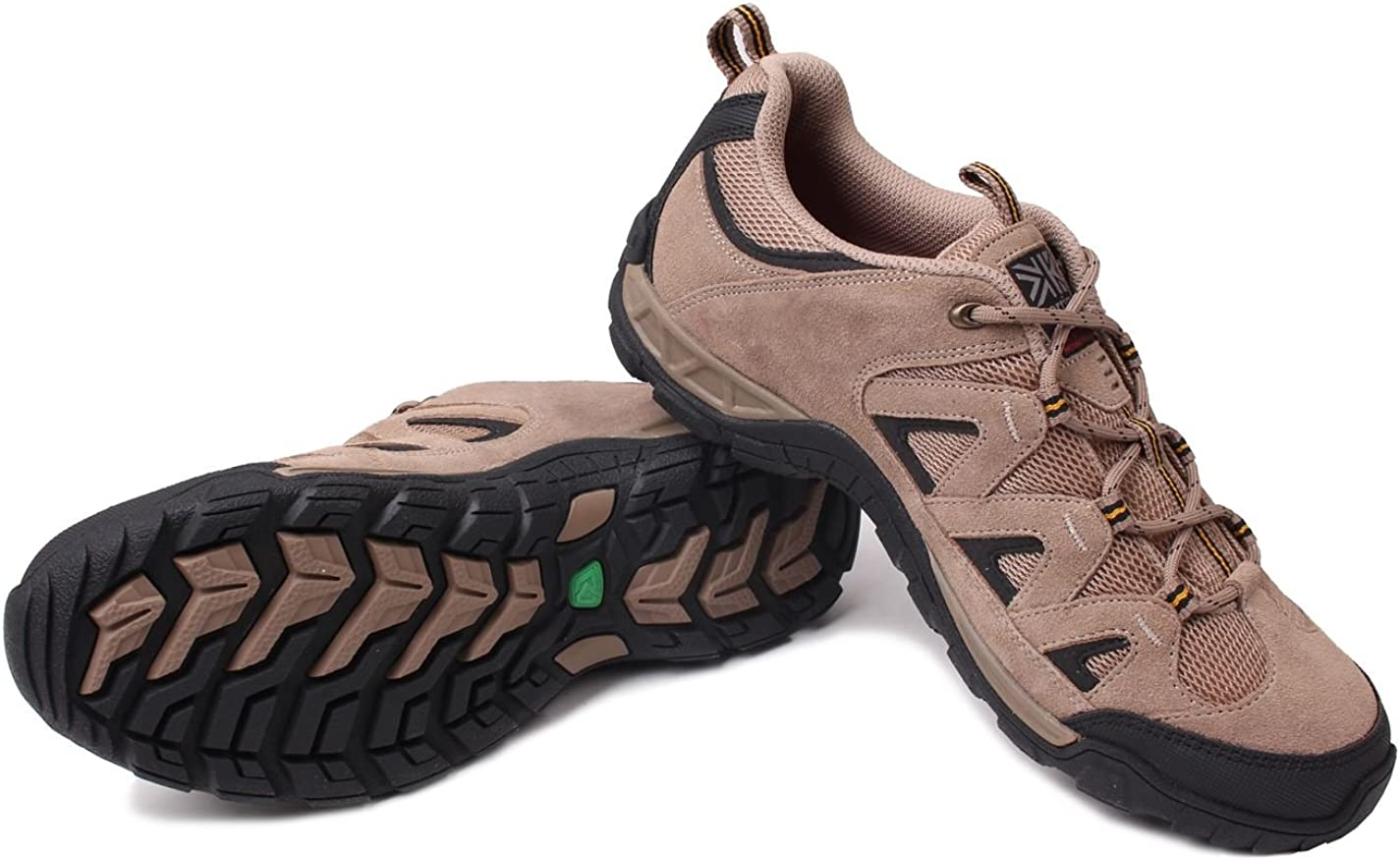 Karrimor Mens Summit Walking Shoes Non Waterproof Lace Up Breathable Mesh Panels