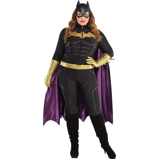 Amazon.com: Traje de Batman para mujer, talla grande ...