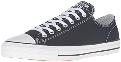 70a88c2b095a Converse Unisex Chuck Taylor All Star Pro Ox Black White Skate Shoe 4 Men US