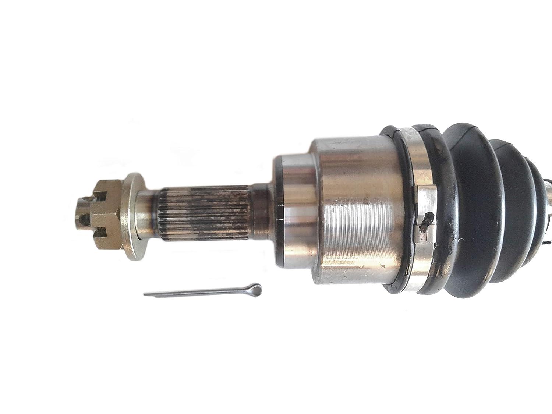 ATV Parts Connection ATV902//ATV902 2007-2011 Kubota RTV1100 Pair of Rear Axle Inner//Outer Universal Joints