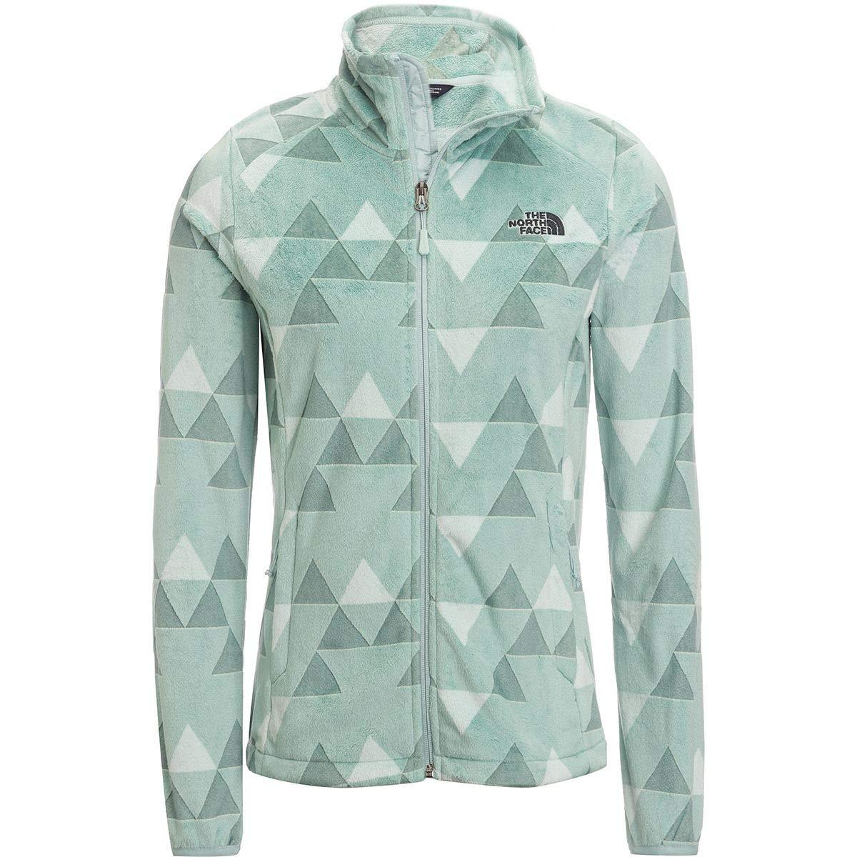 (ザノースフェイス) The North Face Novelty Osito Jacket レディース ジャケットBlue Haze Triangle Pile Print [並行輸入品]   B07H57Q535