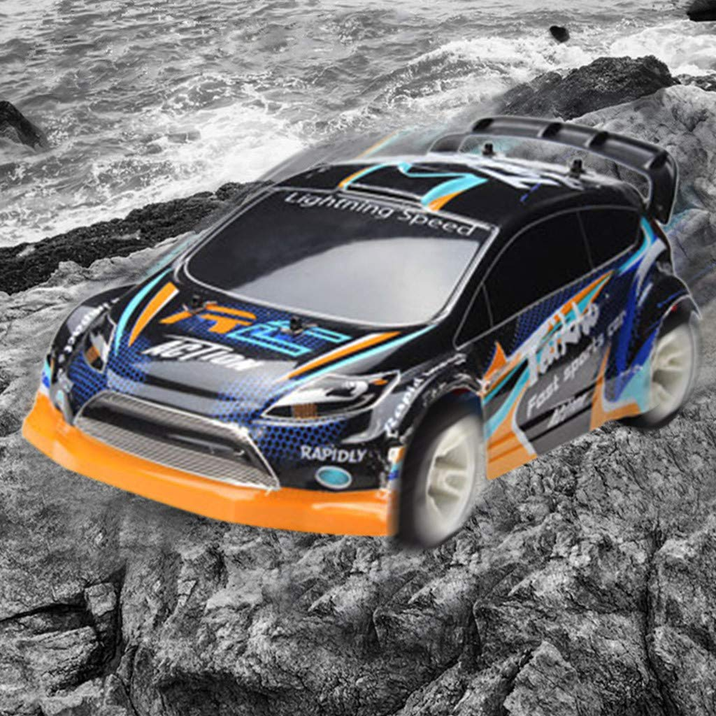 1/24 Scale RC Drift Car 2.4Ghz 35km/h High Speed Off Road Monster Truck 4WD RC Remote Control Drift Car Racing Car for Boys & Girls by DaoAG (Image #5)