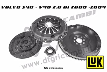Kit Embrague Volante Luk kv0018 - 415014210 - 623308133: Amazon.es: Coche y moto