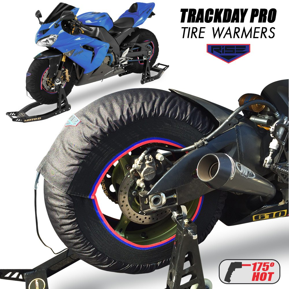Amazon.com: RISE Tire Warmers 120/200 Motorcycle \
