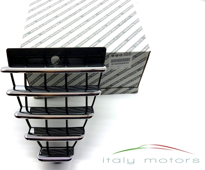 Original alfa romeo 147 grille grille de calandre scudetto 156058920
