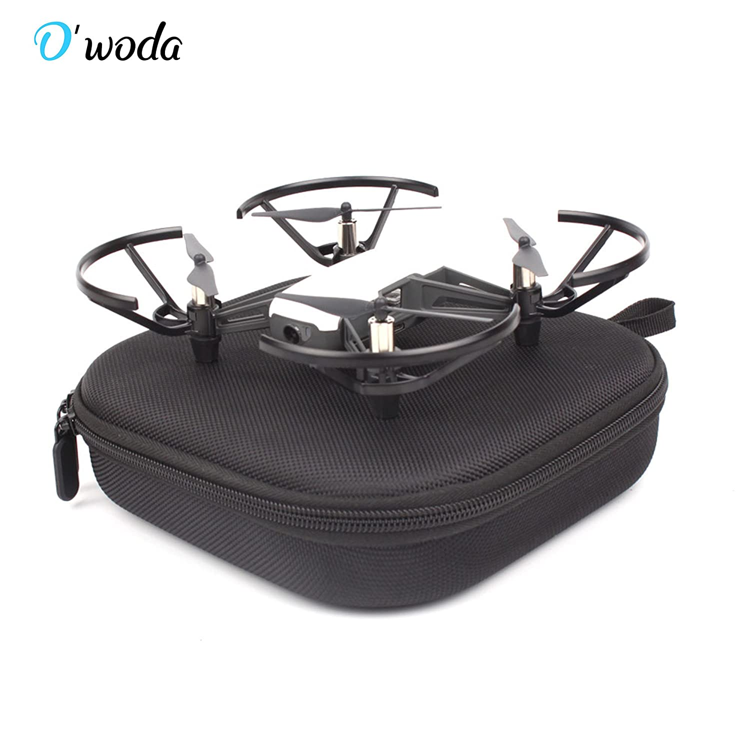 O'woda Handheld Storage Bag Portable Suitcase Carrying Case Backpack for Tello Drone