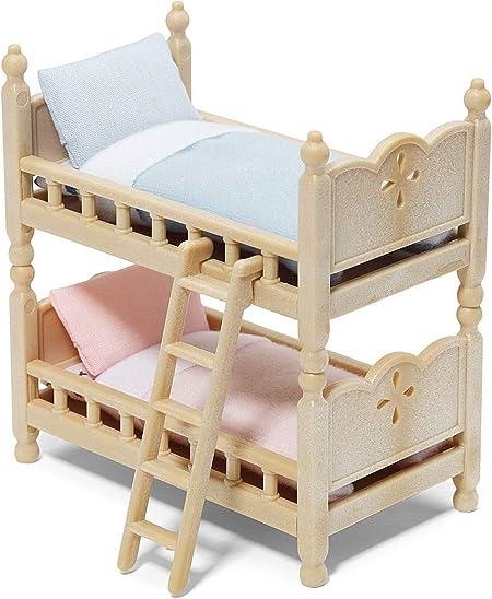 Sylvanian Families Calico Critters Triple Bunk Beds