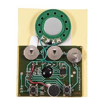 fosa 30s música sonido de grabación de voz de dispositivo de ...