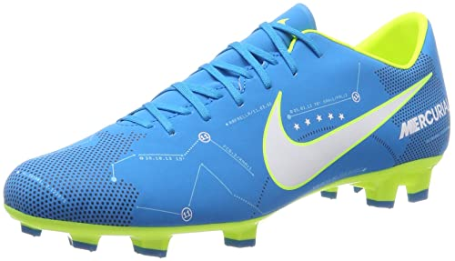0757a00cb Nike Men s Mercurial Victory Vi NJR Fg Footbal Shoes  Amazon.co.uk ...