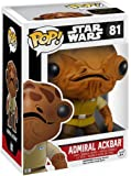 Funko - POP Star Wars - EP7 - Admiral Ackbar