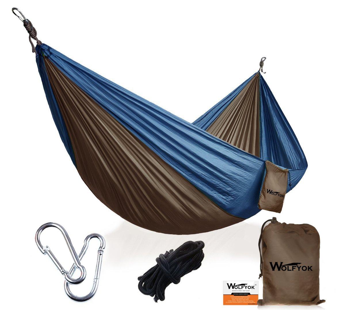 portable camping hammock lightweight nylon parachute outdoor hammock  portable camping hammock lightweight nylon parachute outdoor      rh   ebay