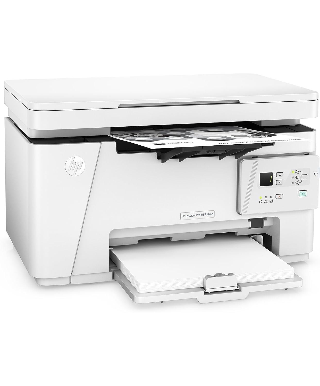 HP LaserJet Pro MFP M26a Laser A4 - Impresora multifunción (Laser ...