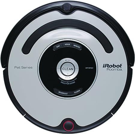 iRobot Roomba 565 PET - Robot aspirador, especial mascotas: Amazon.es: Hogar