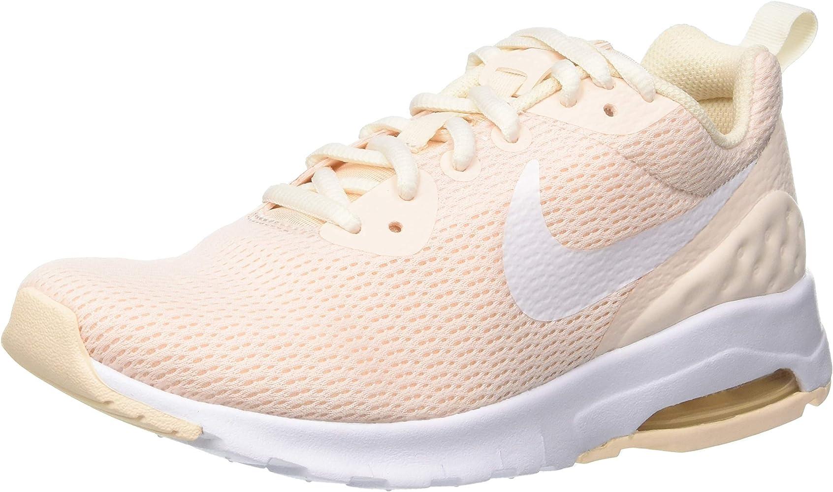 Zapatillas Nike Air Max Motion Rosa Mujer
