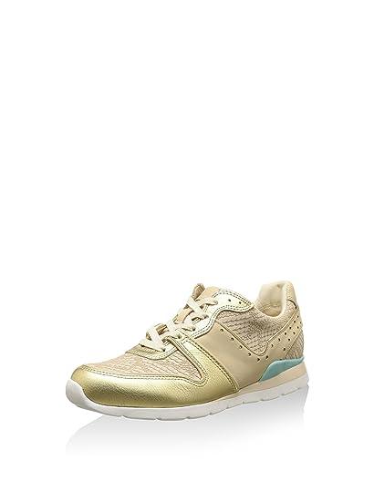 73b545493ba Ugg® Australia Deaven Trainers Black: Amazon.co.uk: Shoes & Bags