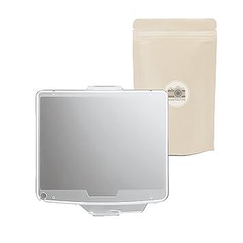 BM10 Protector de pantalla plástico transparente Clip A4 tipo BM-10 protección para Nikon D90 – adaptout marca francesa