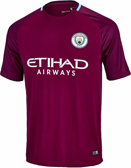 competitive price cc7eb 5de4a Buy Shamyaan Manchester City away Jersey Kit for Adults ...