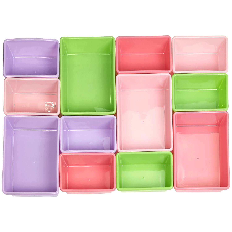 Natural//Primary Basics Kids Toy Storage Organizer