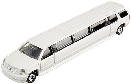 Amazon Com Tomica Long Type No 136 Cadillac Escalade Toys Games