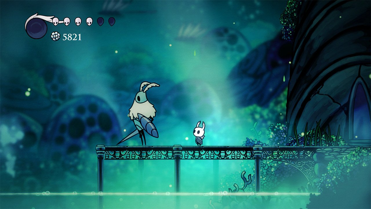 Hollow Knight - Nintendo Switch [Digital Code] < Accessories