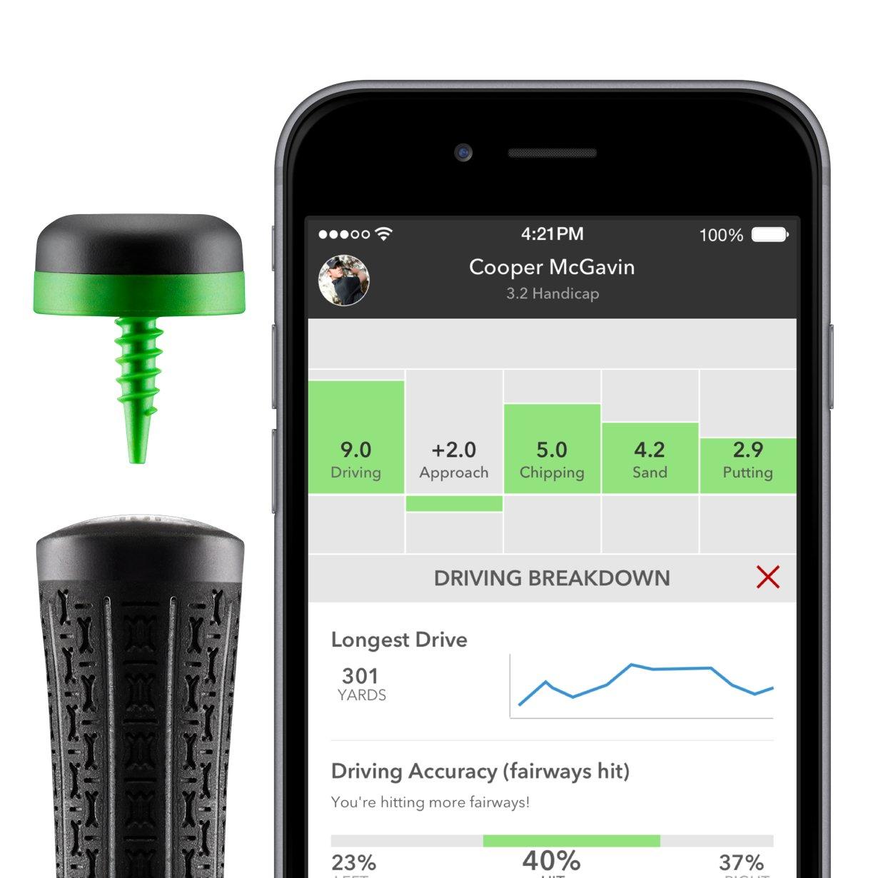 Arccos Golf 360 Golf Performance Tracking System by Arccos Golf (Image #3)