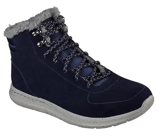 Zapatillas Azul es Skechers De Para Hombre NavygrayAmazon Ante QCxBhdsrt