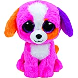5469ab1f6a6 Amazon.com  TY Beanie Baby - BIG KISS the Pink Hippo (6 inch)  Toys ...